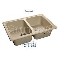 Кухонная мойка GranFest Standart GF-S780K