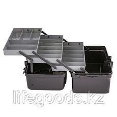 Ящик для инструментов и метизов раздвижной М5748, фото 2