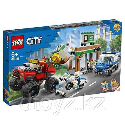 Lego City 60245 Ограбление полицейского монстр-трака