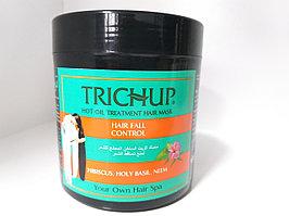 """Маска для волос """"Контроль против  выпадения волос"""", Тричап, 500 мл, Hair Fall Control. Trichup"""