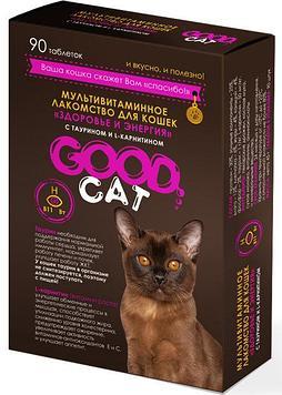 """Good Cat лакомство """"Здоровье и Энергия"""" для кошек"""
