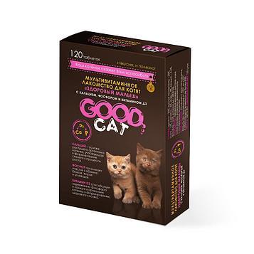 """Good Cat лакомство """"Здоровый малыш"""" для котят"""