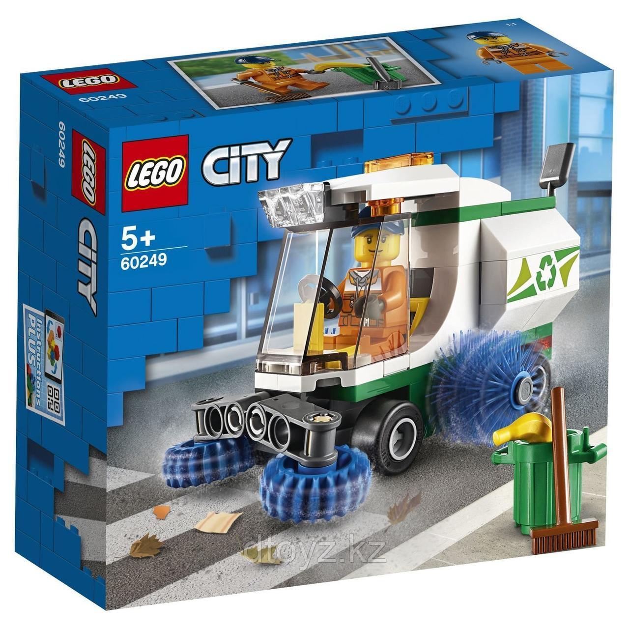 Lego City 60249 Машина для очистки улиц