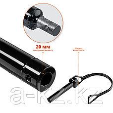 Удлинитель шнека для мотобуров, 500 мм, ЗУБР, фото 3