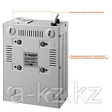 ЗУБР АСН 500 профессиональный стабилизатор напряжения навесной 500 ВА, 140-260 В, 8%, фото 3