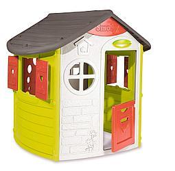 Smoby Игровой домик Jura, 124*117*132 см