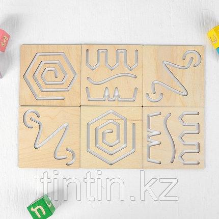 Межполушарная доска «Шестиугольник», фото 2
