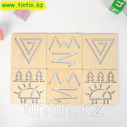 Межполушарная доска «Треугольник», фото 2