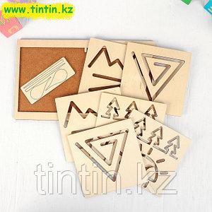 Межполушарная доска «Треугольник»