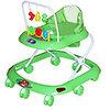 Ходунки Bambola Считалка 8 колес зеленый