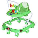 Ходунки Bambola Считалка 8 колес зеленый, фото 1