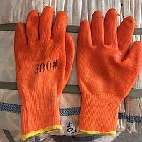 Перчатки 300# оранжевые