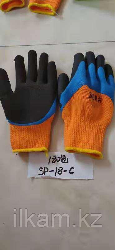 Перчатки 300# усиленные