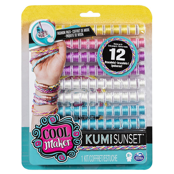 Cool Maker 37508 Куми большой набор материалов для творчества Kumi Kreator