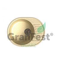 Кухонная мойка Quartz GF-Z58 GranFest