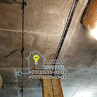 Установка щита распределительного электрического на 8 групп в Алматы