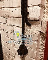 """Установка и подключение тепловентилятора """"тепловая завеса"""" в Алматы"""