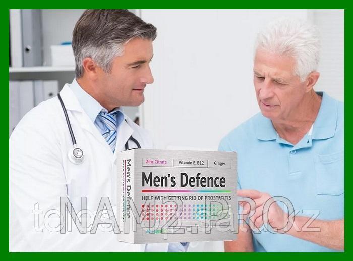 Mens Defence средство от простатита, Мэнс дефенс