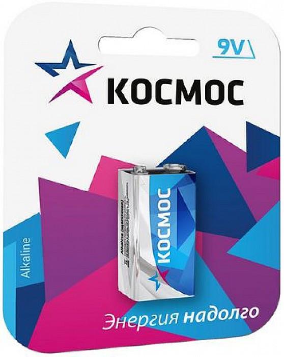 Батарейка крона 6LR61 BL1 Космос, Россия