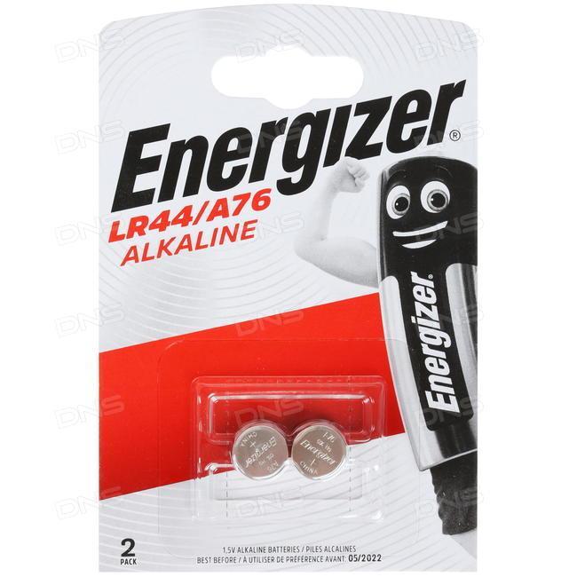 Батарейка Energizer Alkaline LR44/A76 1,5V