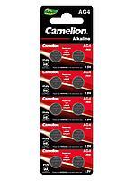 Батарейка AG4 Camelion LR626 ,377   1.5 V Alkaline