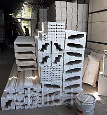 Дисперсия  для изготовления  СМС шпаклевки для фасадного декора из  пенопласта, фото 2