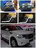 Альтернативная оптика на Ниссан Патрол 62 кузов ( Nissan Patrol Y62 ) с 2010 г. и выше, фото 2