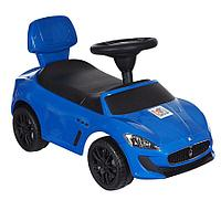 Детская каталка Chilok Bo Maserati синий, фото 1