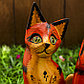 """Набор сувенирный """"Рыжие кошечки""""(15,20,25) 17х5х25 см, фото 5"""