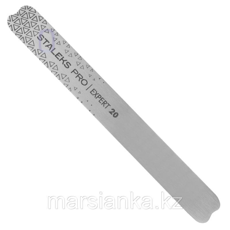 Пилка металическая прямоугольная (основа) EXPERT 20 Staleks