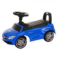 Толокар Pituso Mersedes Benz синий