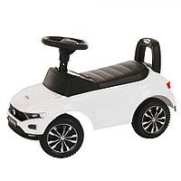 Машинка каталка Pituso Volkswagen Белый, фото 1