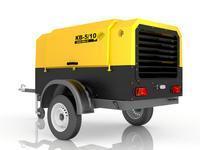 Винтовые компрессорные установки типа КВ с приводом от дизельного двигателя