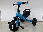 Детский трехколесный велосипед Future с передней фарой и мелодиями, фото 2