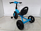 Детский трехколесный велосипед Future с передней фарой и мелодиями, фото 4
