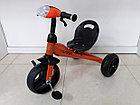 Велосипед трехколесный для детей Future с передней фарой и мелодиями, фото 3