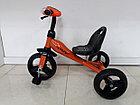 Велосипед трехколесный для детей Future с передней фарой и мелодиями, фото 4