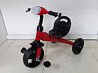 Велосипед Future  трехколесный для детей с передней фарой и мелодиями, фото 2