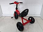 Велосипед Future  трехколесный для детей с передней фарой и мелодиями, фото 3