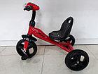 Велосипед Future  трехколесный для детей с передней фарой и мелодиями, фото 5