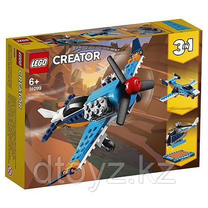 Lego Creator 31099 Винтовой самолет