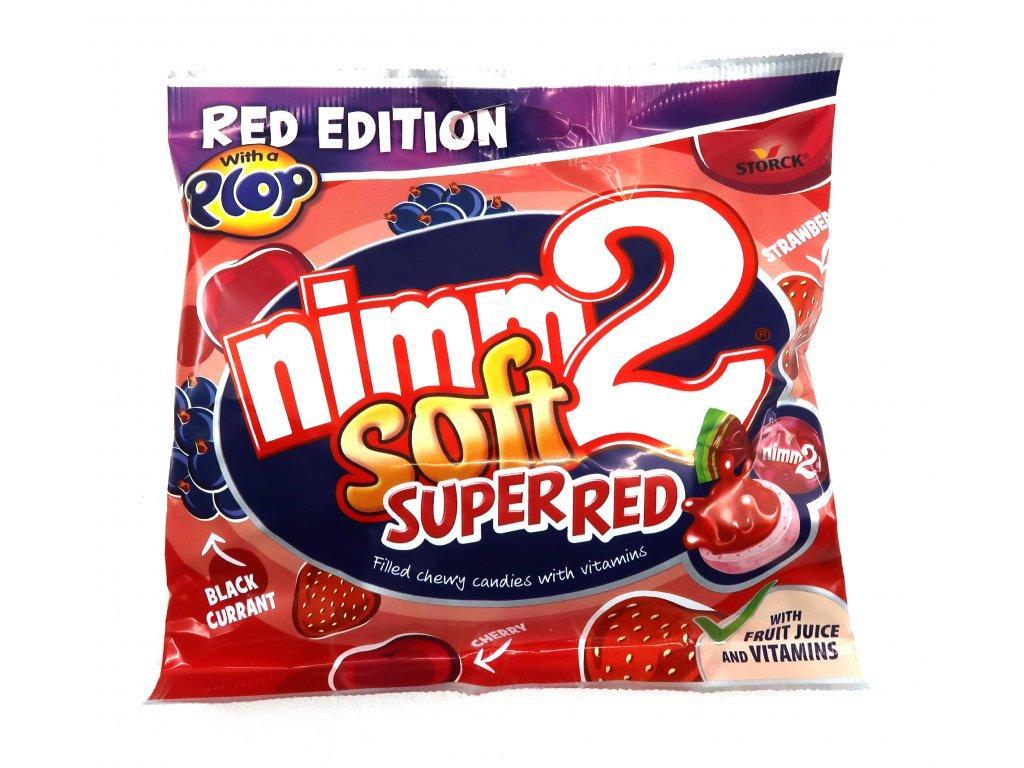 Nimm2 Soft 90гр Super Red клубника (Германия)