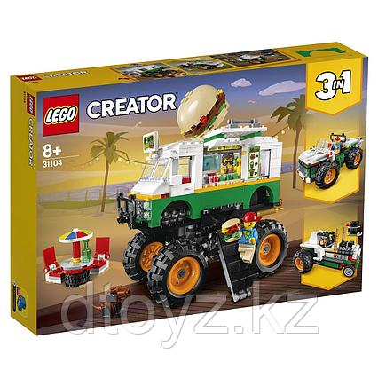 Lego Creator 31104 Грузовик Монстрбургер