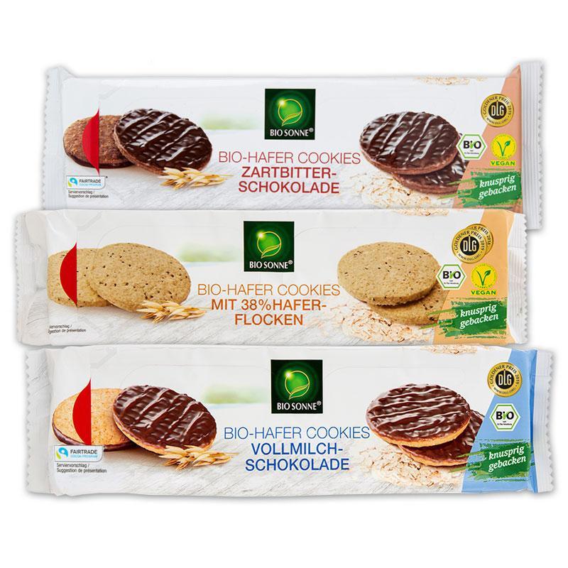 Bio-Hafer Cookies 150гр в ассортименте