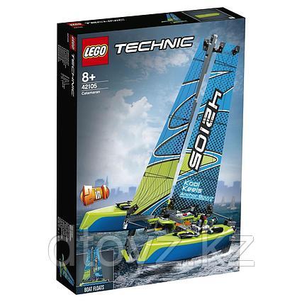Lego Technic 42105 Катамаран