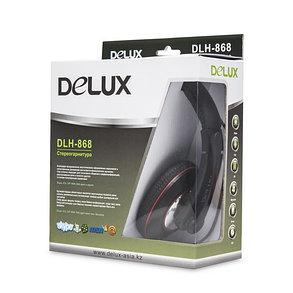 Наушники Delux DLH-868, фото 2