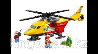 Конструктор Bela (LEGO) 10868 Вертолет скорой помощи
