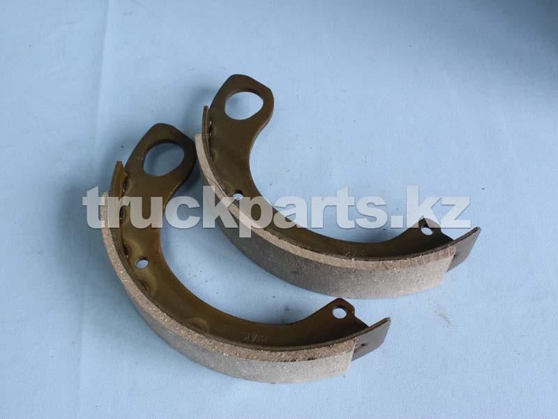 Колодка ручного тормоза BMK K1245 (HF1083) Фотон (FOTON) HFC6782-3507030