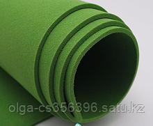 Фоамиран зеленый. 50 * 50 см *2 мм.  Creativ 2451