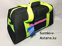 Маленькая спортивная сумка. Высота 23 см, ширина 43 см, глубина 19 см., фото 1